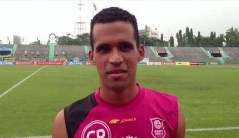Aron da Silva Aron Da Silva Striker Baru Persib eMediaco