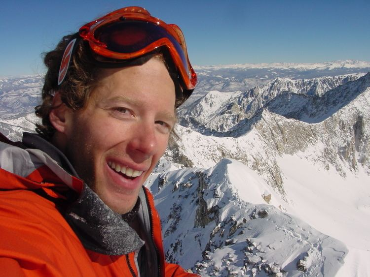 Aron Ralston Aron Ralston Wikipedia the free encyclopedia