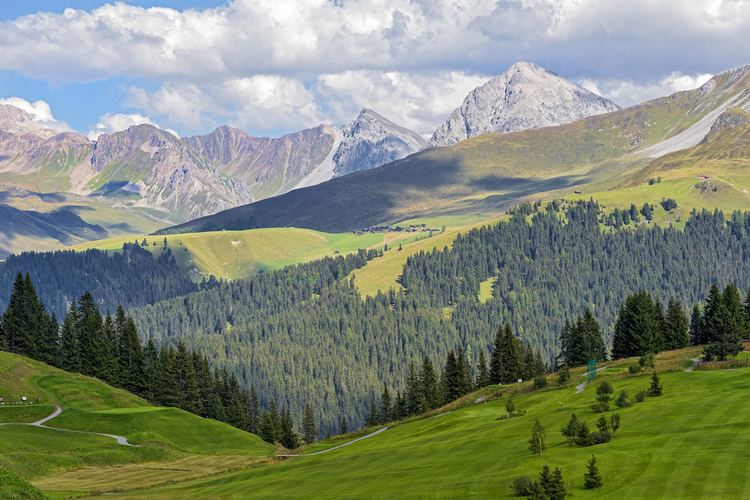 Arosa Beautiful Landscapes of Arosa