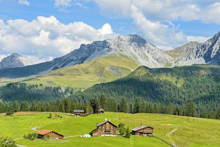 Arosa Beautiful Landscapes of Arosa