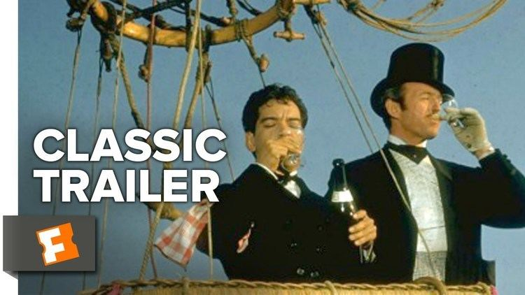 Around the World in 80 Days (1956 film) Around the World In 80 Days 1956 Official Trailer Cantinflas