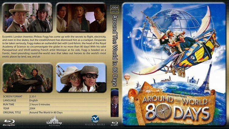Around the World in 80 Days (2004 film) Around The World In 80 Days 2004 Tamil Dubbed Movie HD 720p Watch