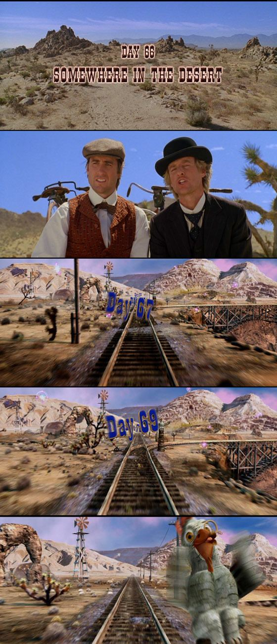 Around the World in 80 Days (2004 film) Mormon Characters in book movie Around the World in 80 Days 2004