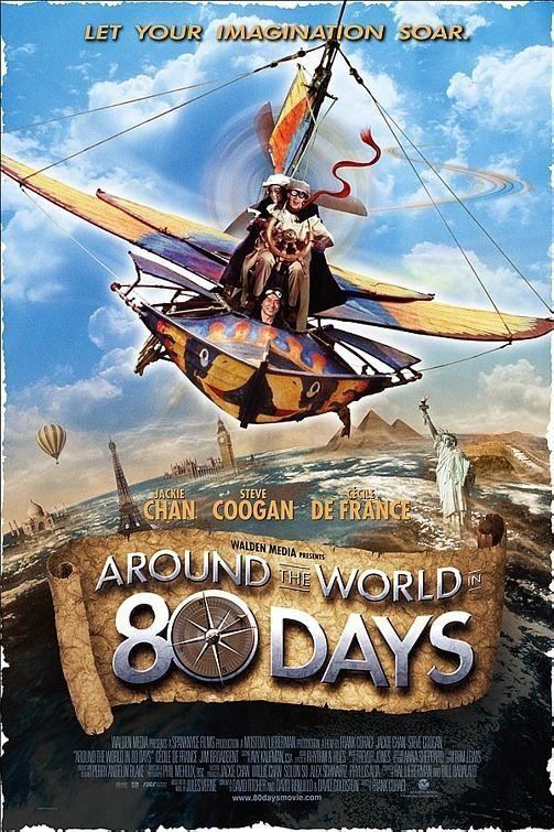 Around the World in 80 Days (2004 film) Around the World in 80 Days 2004 IMDb
