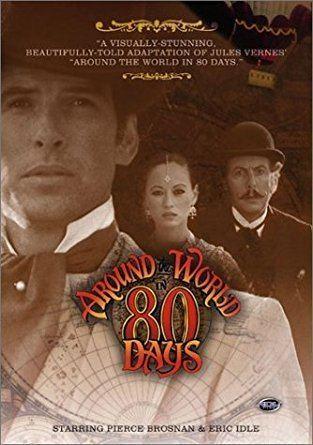 Around the World in 80 Days (miniseries) Amazoncom Around the World in 80 Days Miniseries Pierce Brosnan