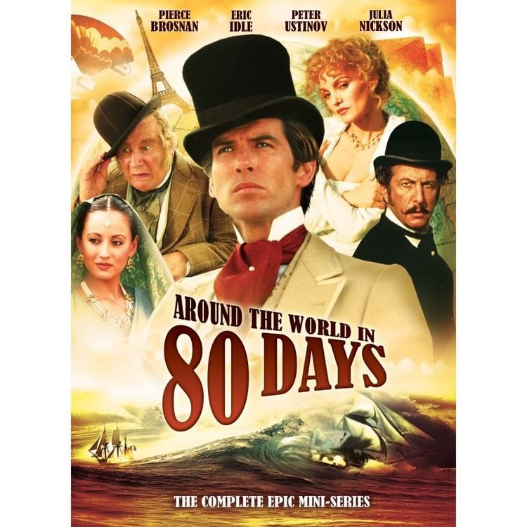 Around the World in 80 Days (miniseries) Around the World in 80 Days 1989 DVD Review at Why So Blu