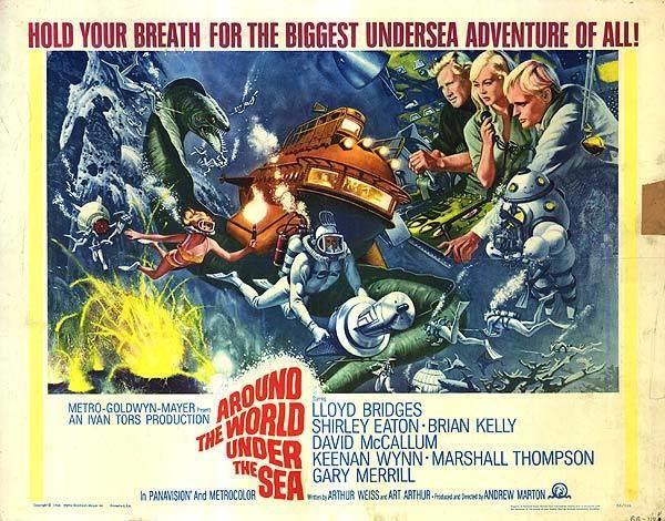 Around the World Under the Sea Around The World Under the Sea movie posters at movie poster