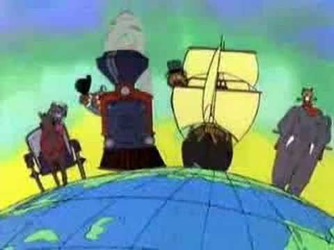 Around the World with Willy Fog Around the world with Willy Fogquot 1981 Intro YouTube