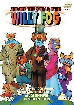Around the World with Willy Fog Around the World with Willy Fog Wikipedia