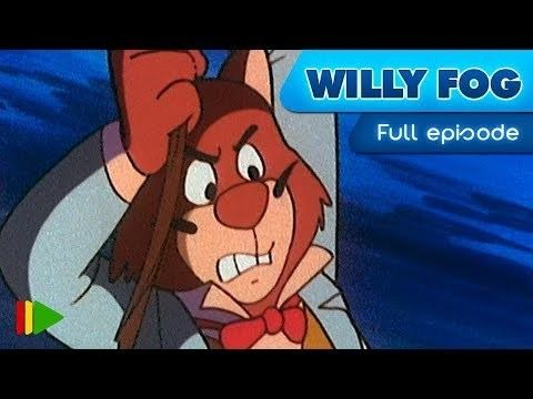 Around the World with Willy Fog Willy Fog 09 Romy39s Rescue YouTube