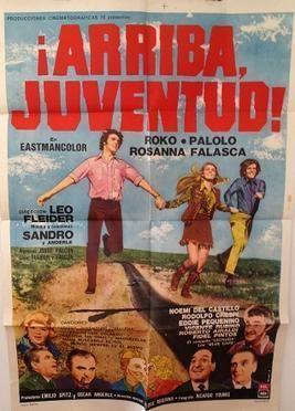 Arriba Juventud movie poster