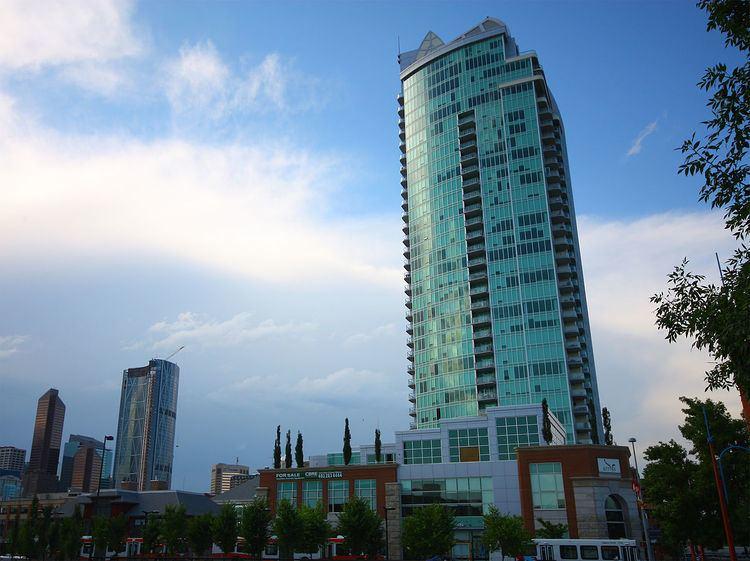 Arriva Towers (Calgary)