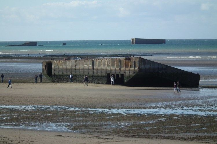 Arromanches-les-Bains ArromancheslesBains YouTube