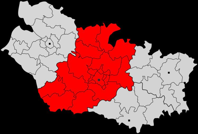 Arrondissement of Amiens