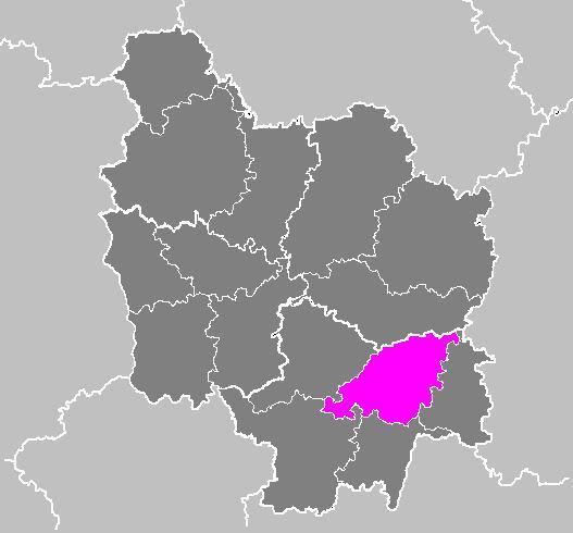 Arrondissement of Chalon-sur-Saône