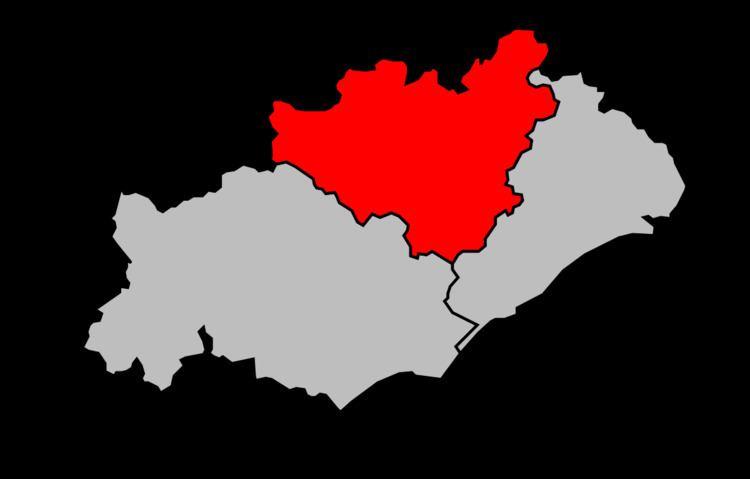 Arrondissement of Lodève