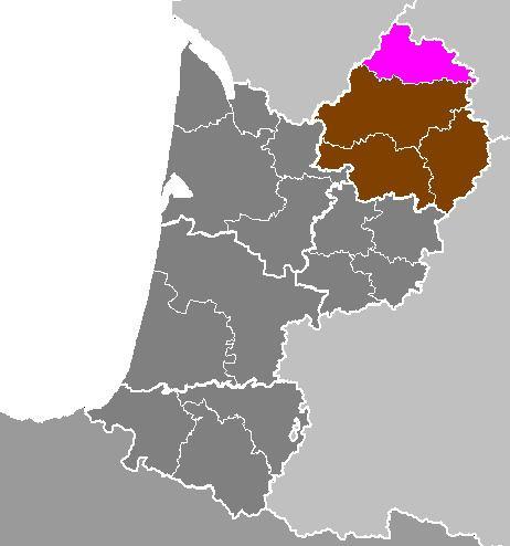 Arrondissement of Nontron