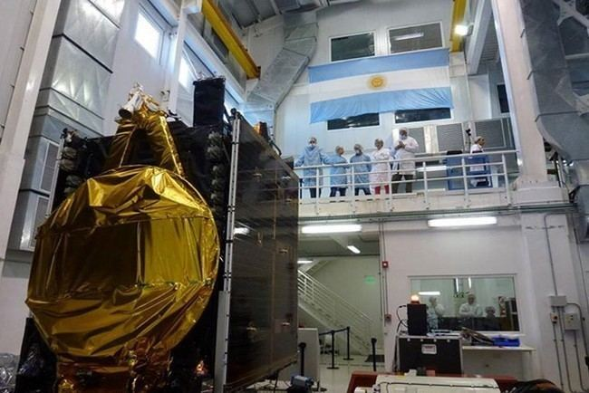ARSAT-2 Argentine satellite launch ready Arsat2 laInfoes