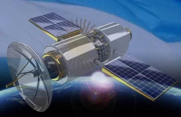 ARSAT-2 Islas Malvinas 01 El satlite argentino ARSAT 2 se encuentra rumbo