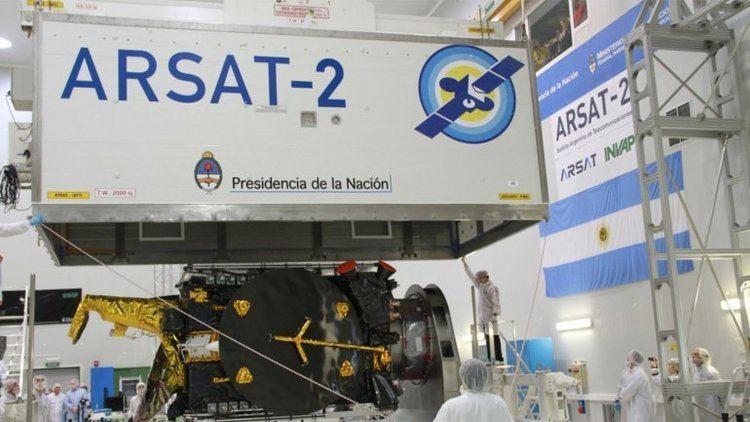 ARSAT-2 Lanzaron el satlite argentino Arsat2 Arsat Satlite Infobae