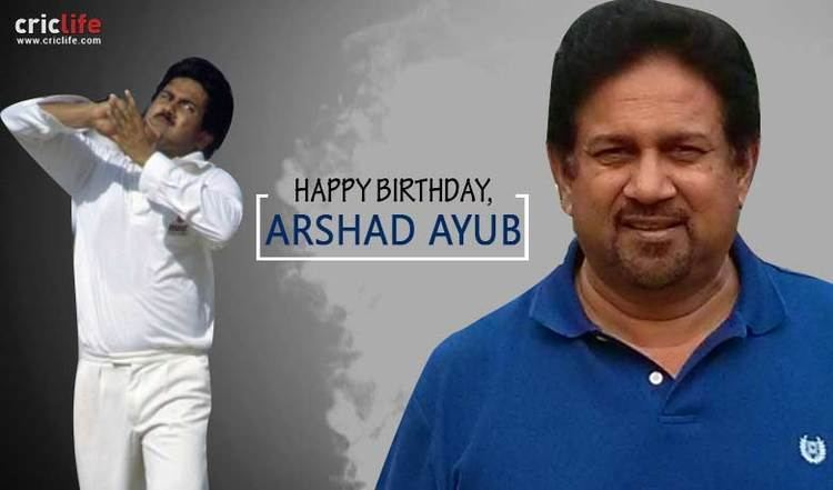 Arshad Ayub 10 facts about Indias 1988 Asia Cup hero Cricket Country