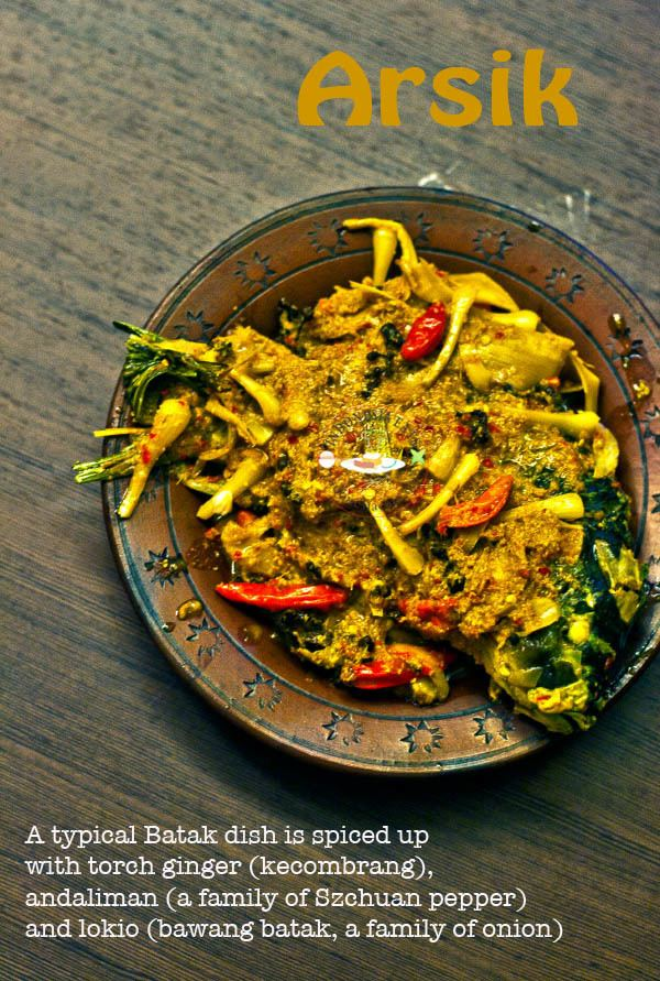 Arsik Arsik Recipe Spiced Carp with Torch Ginger and Andaliman