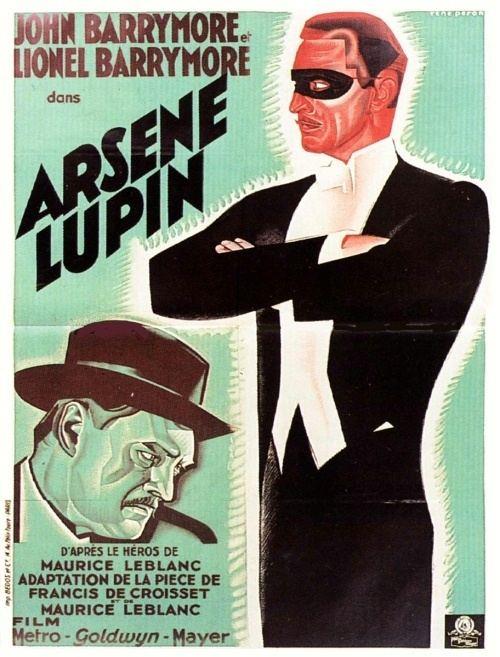 Arsène Lupin (1932 film) Watching With Warner ARSENE LUPIN 1932 ARSENE LUPIN RETURNS