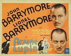 Arsène Lupin (1932 film) Arsne Lupin 1932 The Hollywood Revue