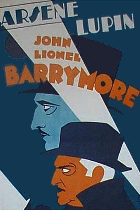 Arsène Lupin (1932 film) wwwgstaticcomtvthumbmovieposters4992p4992p