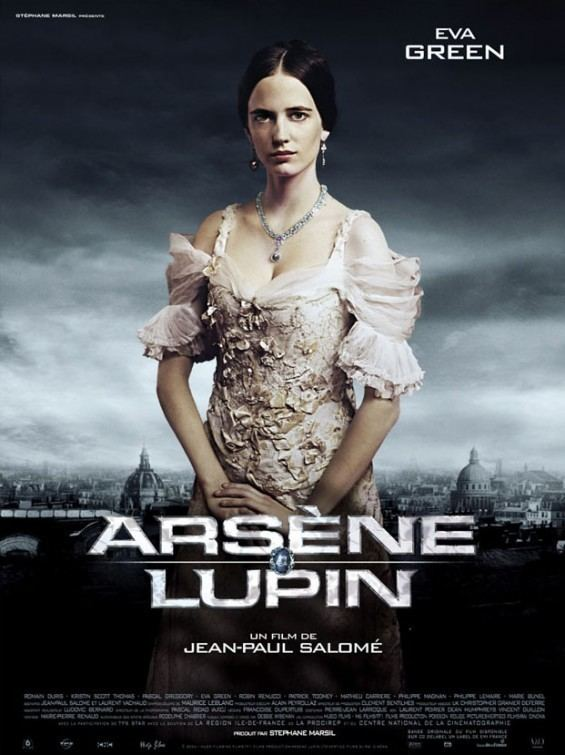 Arsène Lupin (2004 film) Arsne Lupin Movie Poster 3 of 5 IMP Awards