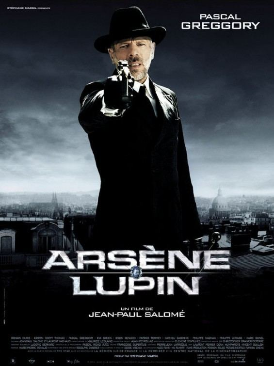 Arsène Lupin (2004 film) Arsne Lupin Movie Poster 4 of 5 IMP Awards