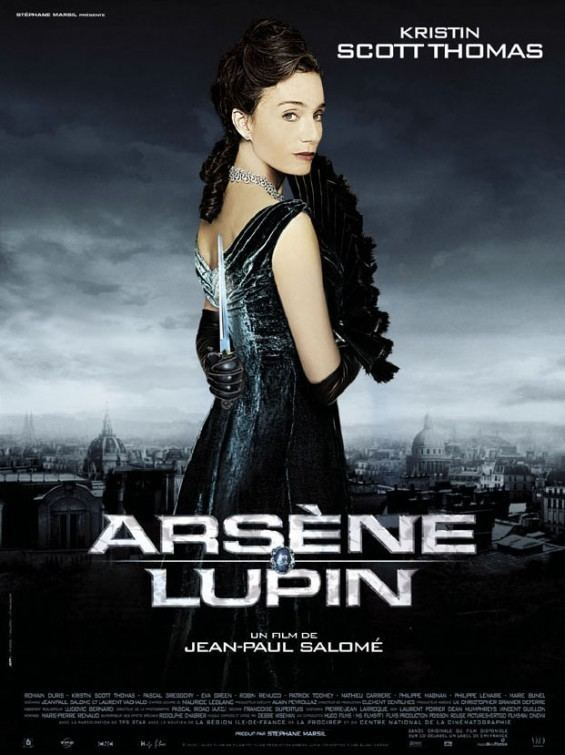 Arsène Lupin (2004 film) Arsne Lupin Movie Poster 5 of 5 IMP Awards