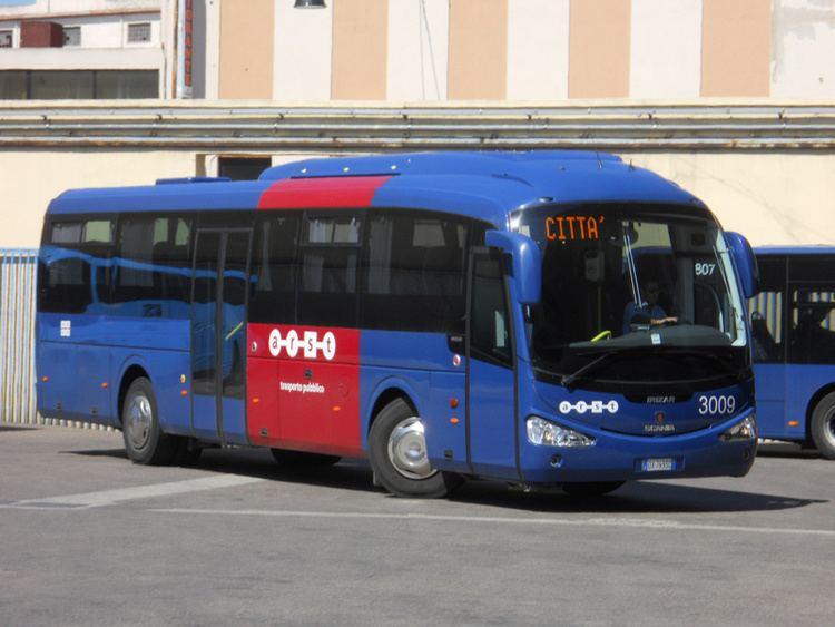 ARST (company) Cagliari Sardinia Bus Photos