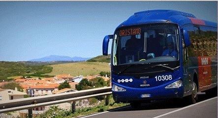 ARST (company) Bus extra urbani Informazioni vacanze viaggi turismo cultura e