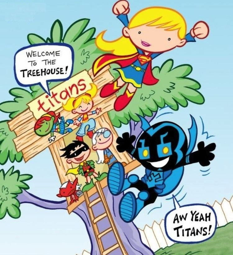 Art Baltazar Aw Yeah Interview with Art Baltazar and Franco on the