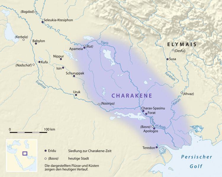 Artabazos of Characene