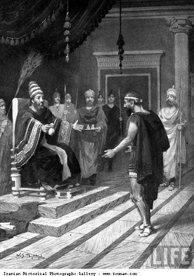 Artaxerxes I of Persia Farsictionary EnglishPersian Iranian History Glossary