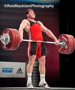Artem Ivanov (weightlifter) firstpullfileswordpresscom20140264615755335