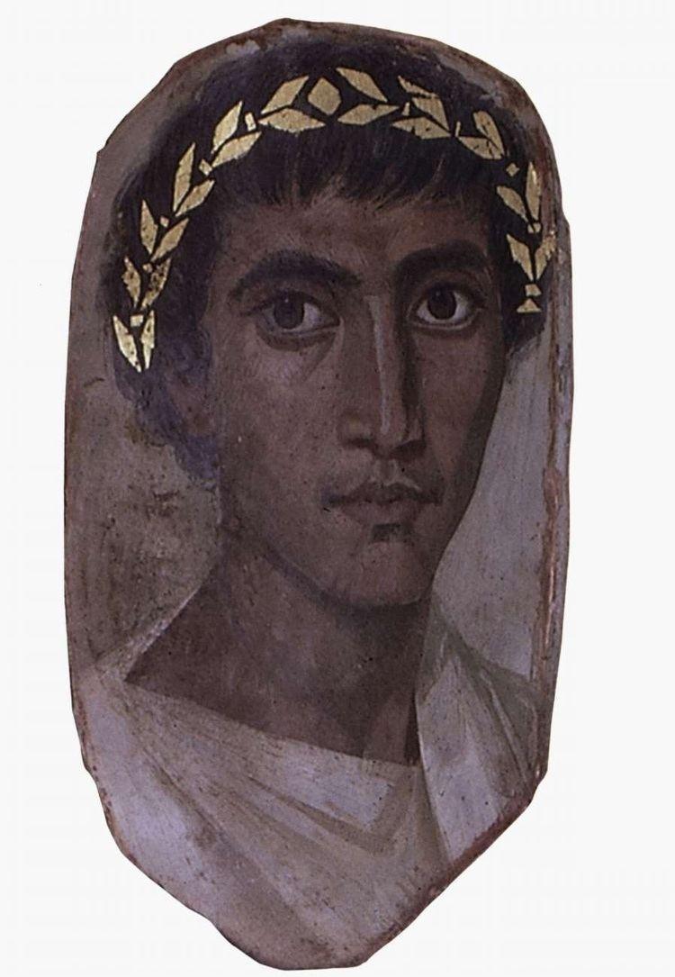 Artemidorus Mummy portrait of Artemidorus