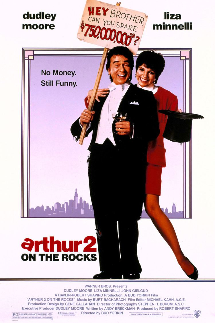 Arthur 2: On the Rocks wwwgstaticcomtvthumbmovieposters10256p10256