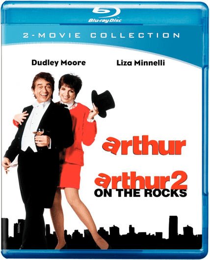Arthur 2: On the Rocks BluRay Release Arthur 1 Arthur 2 On The Rocks One Movie Our