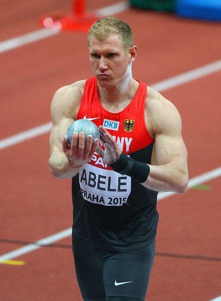 Arthur Abele Arthur Abele Photos 2015 European Athletics Indoor