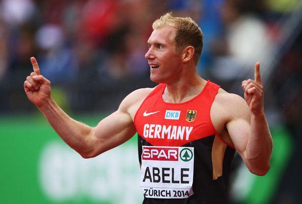 Arthur Abele Arthur Abele Pictures 22nd European Athletics