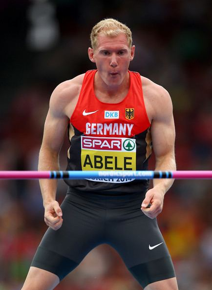 Arthur Abele Arthur Abele Photos 22nd European Athletics
