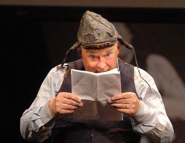 Arthur Arntzen (humorist) Fryktelig tungt miste et barn itromsono