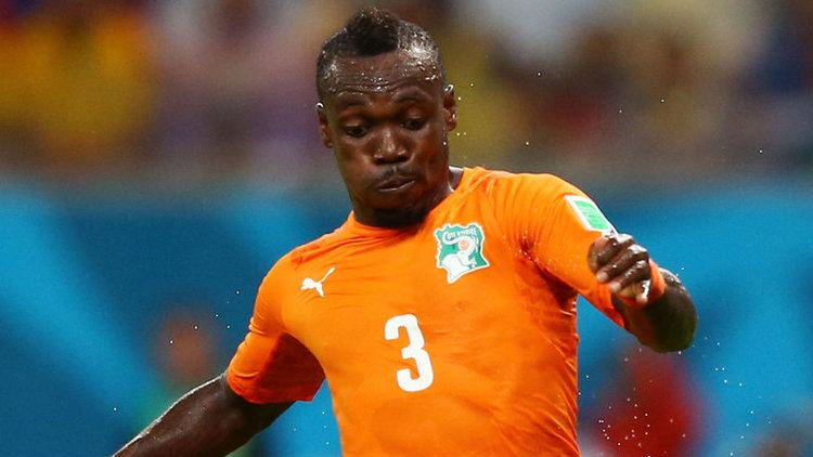 Arthur Boka Arthur Boka Ivory Coast Player Profile Sky Sports Football