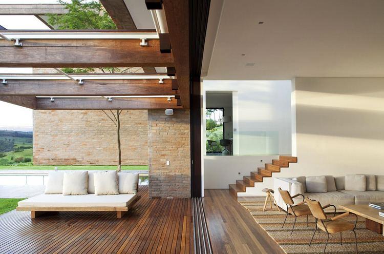 Arthur Casas MP Quinta da Baronesa House by Studio Arthur Casas HomeDSGN