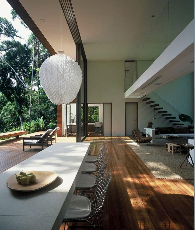 Arthur Casas Studio Arthur Casas House in Iporanga Flodeau