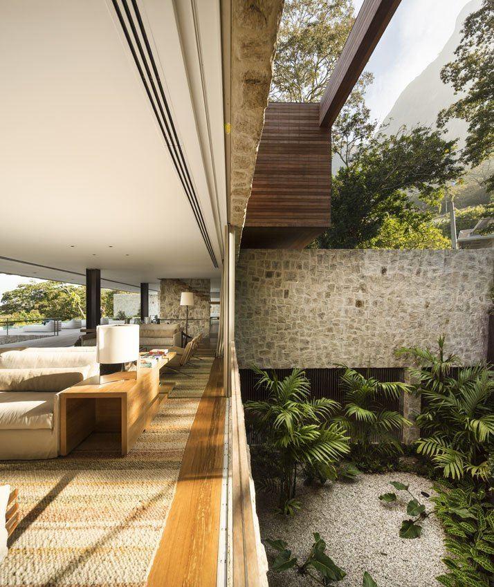 Arthur Casas The Rio de Janeiro Home of Alex Lerner by Arthur Casas