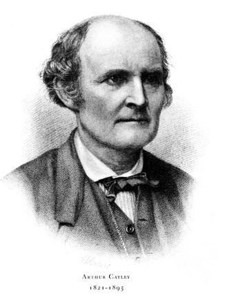 Arthur Cayley Sir Arthur Cayley English mathematician 19th century by